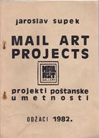 Picture of Jaroslav Supek: Mail Art Projects