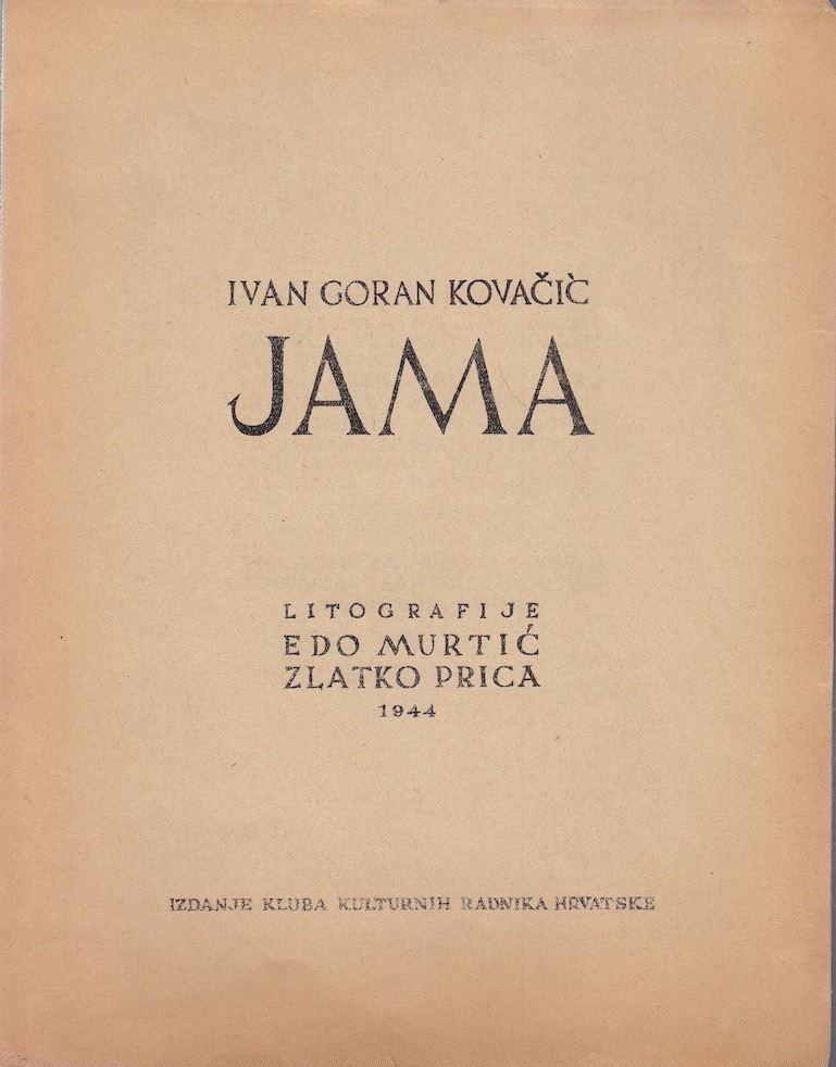 Bibliofil Jama The Pit