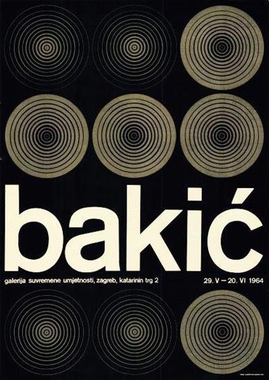 Picture of Ivan Picelj: Bakic