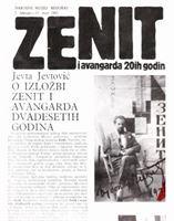 Picture of Irina Subotić: Zenit i avangarda dvadesetih godina