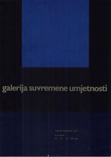 Picture of Ivan Picelj: Galerija suvremene umjetnosti