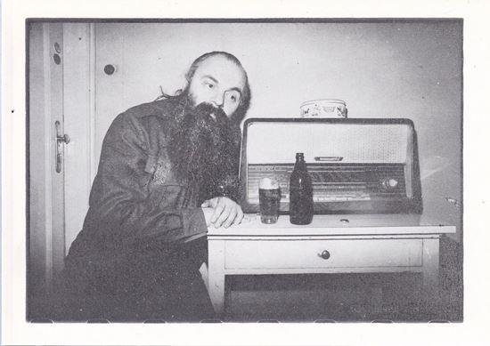 Picture of Tomislav Gotovac: Slusanje radia