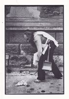 Picture of Tomislav Gotovac: Public place cleaning