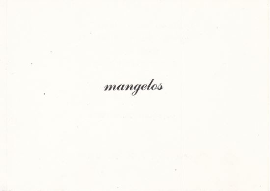 Picture of Mangelos