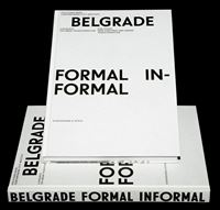Picture of Belgrade. Formal/Informal: A Research on Urban Transformation
