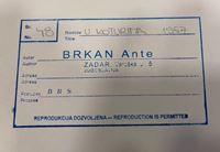 Picture of Ante Brkan: U koturima
