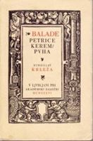 Picture of Miroslav Krleza: Balade Petrice Keremuha