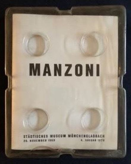 Picture of Piero Manzoni