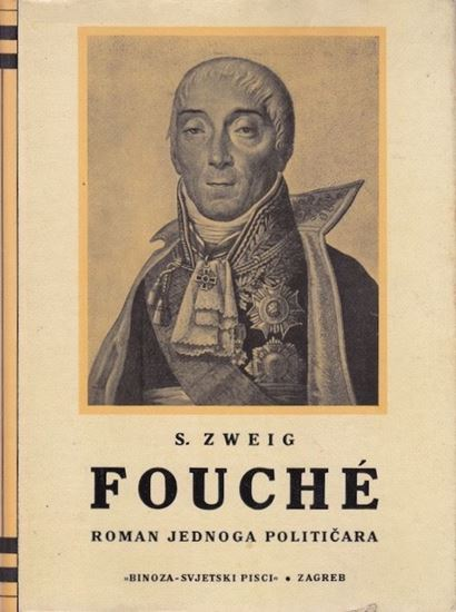 Picture of Stefan Zweig: Fouche