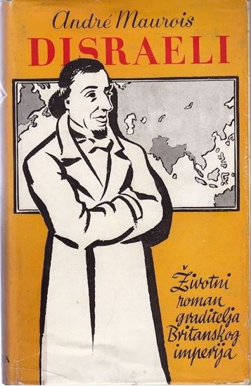 Picture of Andre Maurois: Disraeli