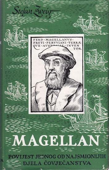 Picture of Stefan Zweig: Magellan