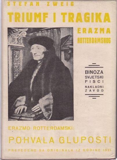Picture of Stefan Zweig: Triumf i tragika Erazma Rotterdamskog