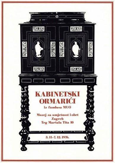 Picture of Ivan Picelj: Kabinetski ormarici
