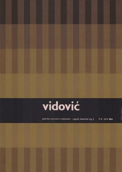 Picture of Ivan Picelj: Vidovic