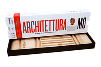 Picture of Bruno Munari: the MC 1 Architecture Box