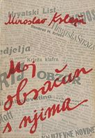 Picture of Miroslav Krleža: Moj obračun s njima