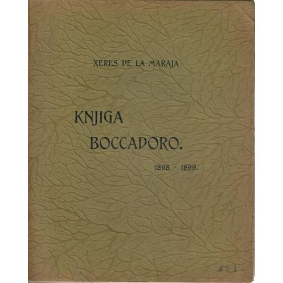 Picture of Knjiga Boccadoro