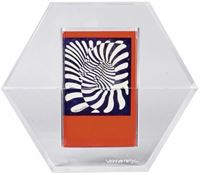 Picture of Victor Vasarely: Hexagone