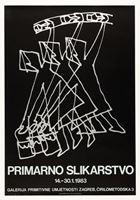 Picture of Dalibor Martinis: Primarno slikarstvo